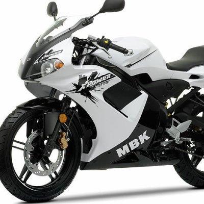 Ma premier moto!!!