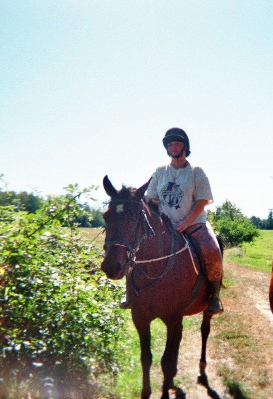 moi et Pirouette