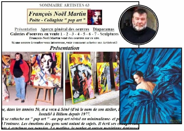 Présentation de François-Noël Martin