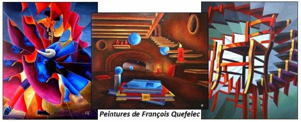Nouveau sur le site ; F. Quefelec
