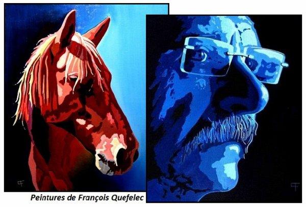 Nouvelles peintures de F. Quefelec