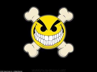 smiley lol