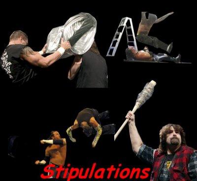 Stipulations!!!