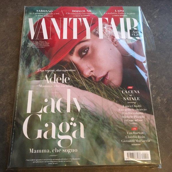 VANITY FAIR ITALIA DEC 2016