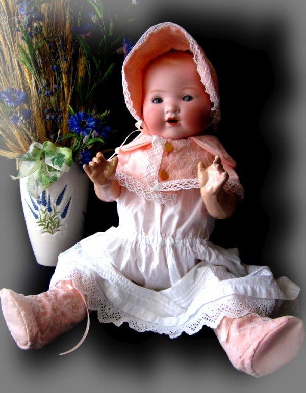 Ensemble pour poupées anciennes