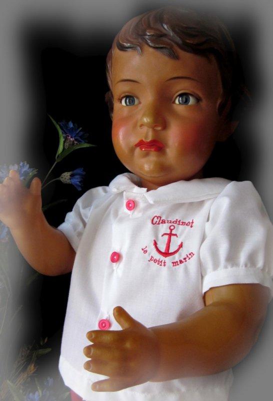 Ensemble marin pour Claudinet