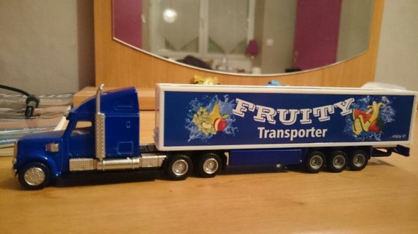 Le transport de fruits est à l'honneur