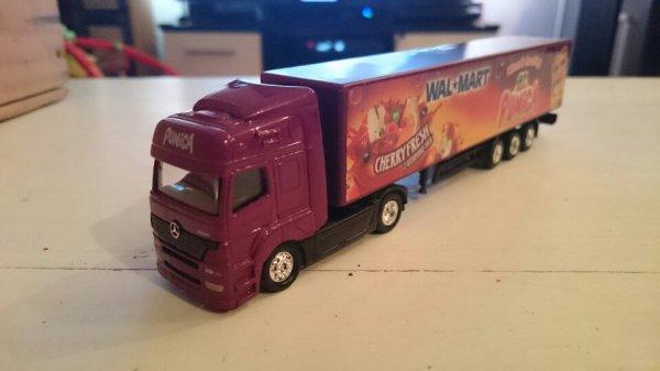 Un beau camion qui trouvera sa place quelque part sur le réseau