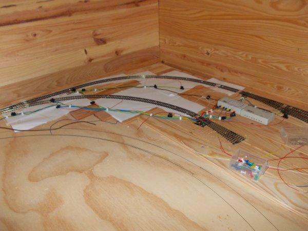 Avancée du réseau 2.0 : accès gare cachée côté sud