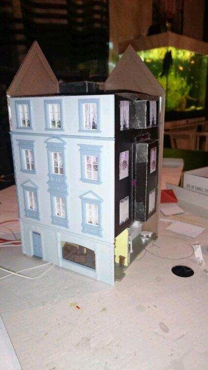 Nouvelle construction de maquette: la suite