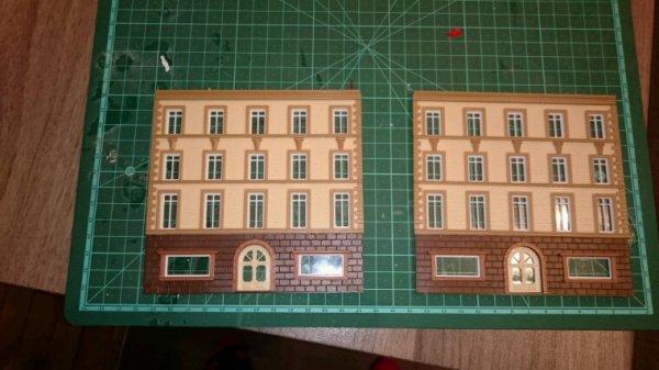 Début de la construction de l'immeuble acheté à mini world Lyon