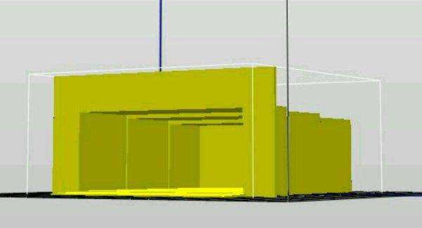 Création d'un stand de fête foraine grâce à la modélisation 3D