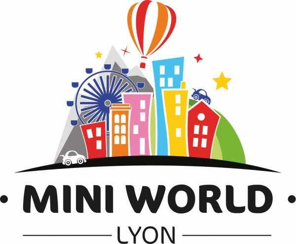reportage photo mini world Lyon: les trains