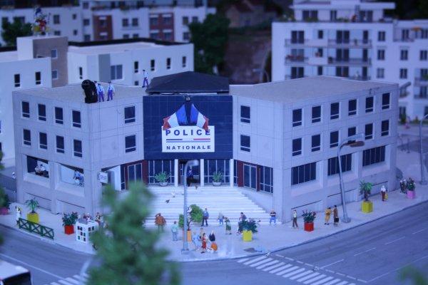 Reportage photo mini world Lyon: la ville