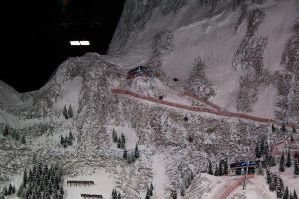 Reportage Mini World Lyon : La station de ski