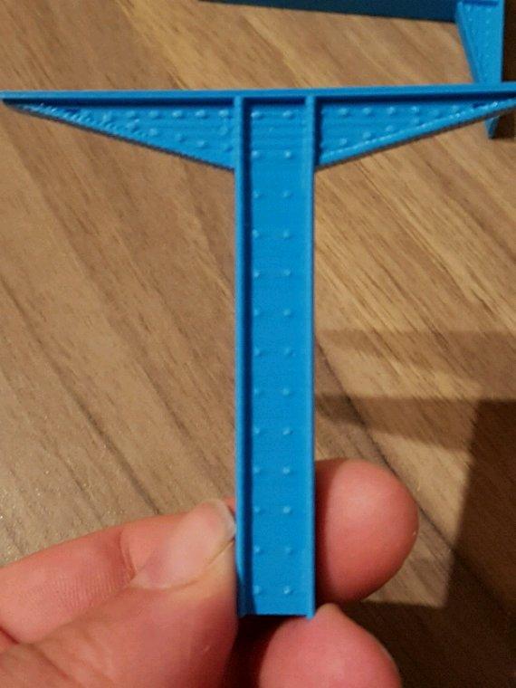 Réalisation des poteaux pour les abris de quais en impression 3D