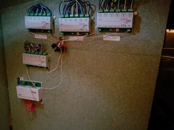 Les entrailles du réseau: sa commence à bien se remplir sur les modules