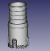 Création d'un château d'eau d'inspiration PLM