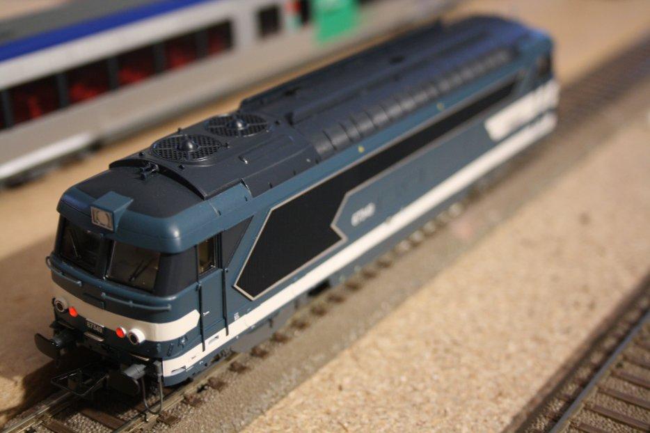 Trains miniatures des chemins de fer du TMCL