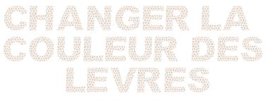 - article changement de couleur des lèvres. posté le 01/juillet/11: par Estelle