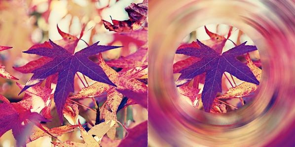 Article » I4'; photofiltre ✿ . Flou circulaire