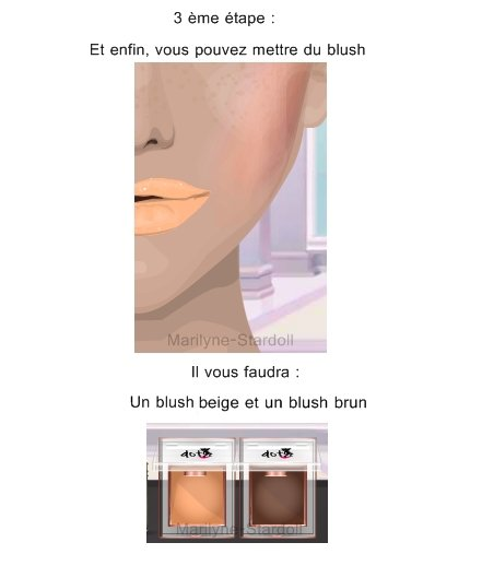 Tuto make up numéro 4