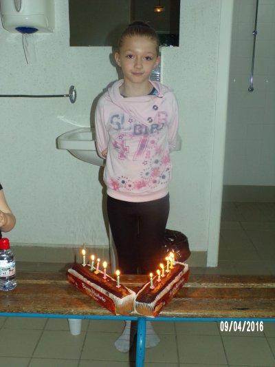 bon anniversaire Cléa