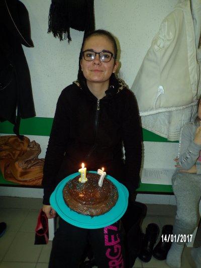 Joyeux anniversaire Laure
