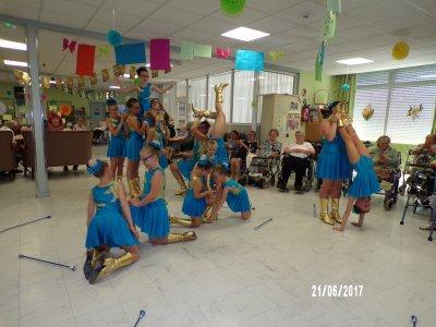 maison de retraite de Poix de Picardie 21.06.17