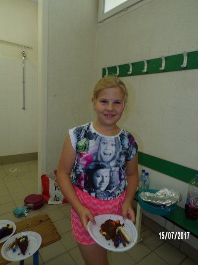 joyeux anniversaire Isaline