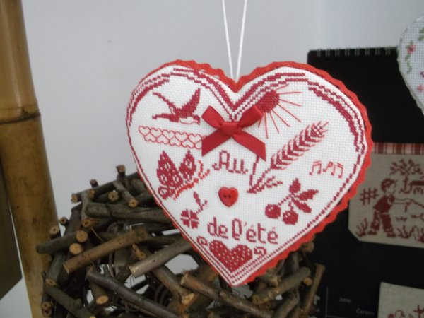"DEFI 2015 Coeur "" été """