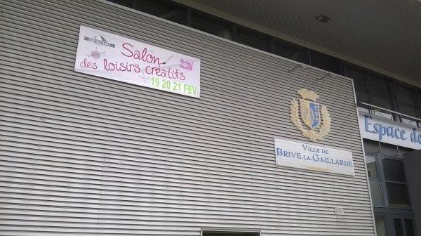 SALON DES LOISIRS CREATIF DE BRIVE LA GAILLARDE