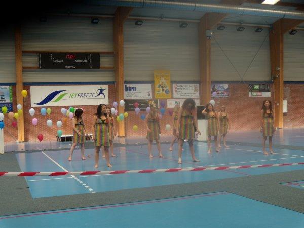 Gala de danse du 17/06/2012
