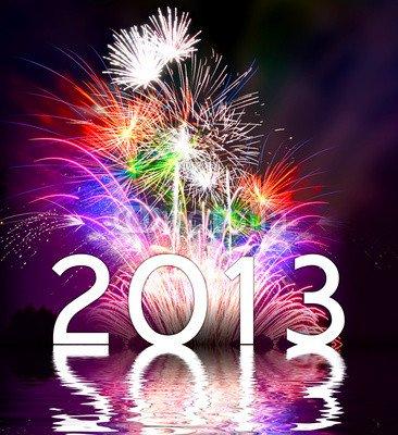 Pleins de belle choses pour l'année 2013