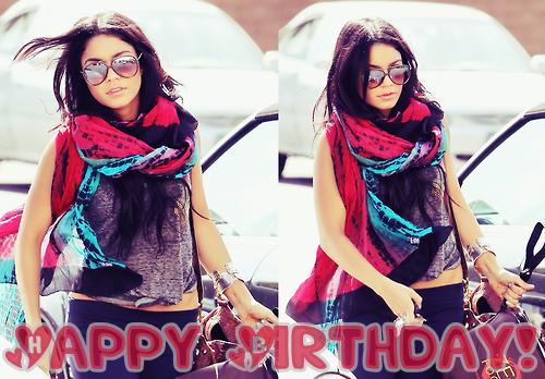 • Nessi`S Birthday. !