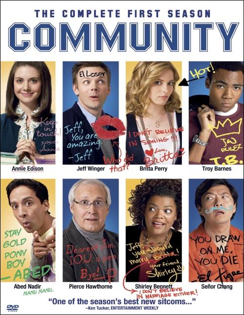Critique Série: Community