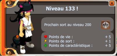 Et Voila Niveau 133 !
