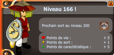 Coucou , Lvl 166