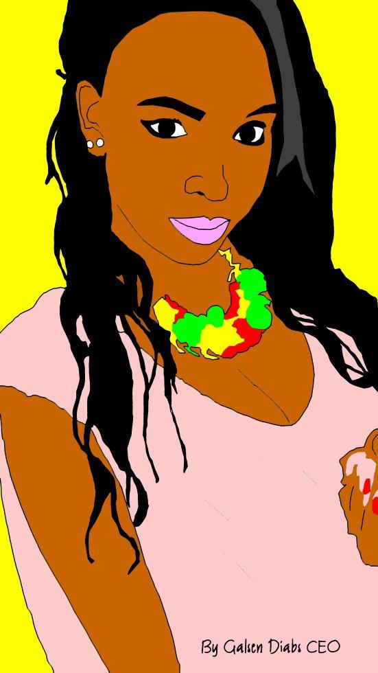 Portrait fait par moi-même