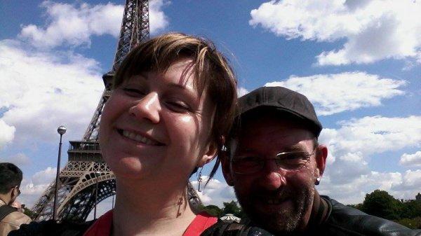 Mon Coeur Et Moi Sur Paris ..... Je T'aime Mon Bébé !!!!!!
