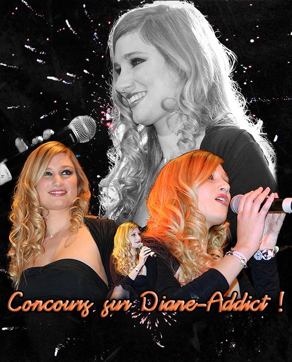 Concours sur Diane-Addict !
