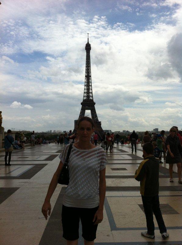 journéé a paris aout 2012