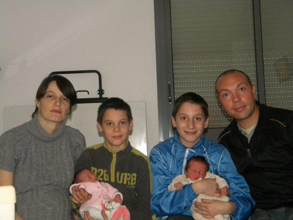 en familles !!!!!!!!!!!
