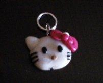 Pendentif Hello Kitty