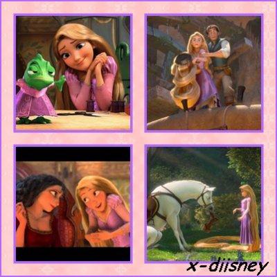 Raiponce ~ Walt Disney