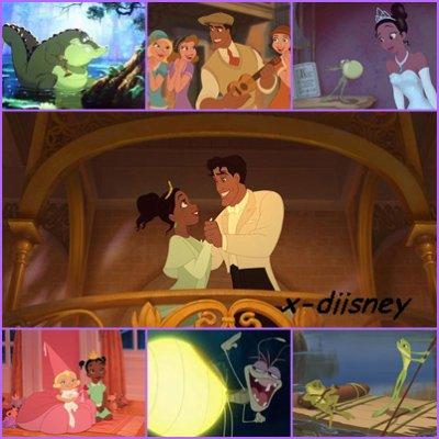 La Princesse et La Grenouille ~ Walt Disney
