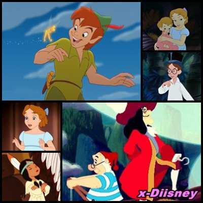 Peter Pan ~ Walt Disney