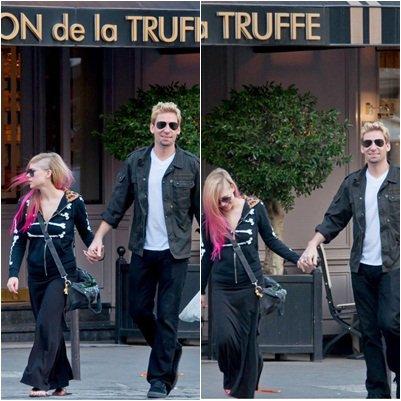 Avril's back bitch. J'pense que tout le monde le sait, Avril emménage en France, ouai ouai. Je suis vraiment contente. Et oui, donc voilà le blog reprend, je sais pas pour combien de temps, mais il reprend ! xx
