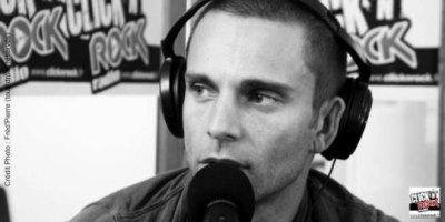 Allan Theo invité le jeudi 21 octobre à 20h00 sur la webradio CLICK'N ROCK