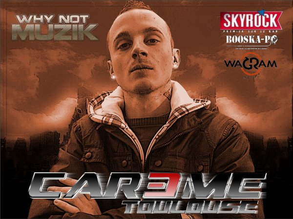 NEW EXCLUSIVITÉ !!! Explosion : (Production Why Not Muzik) by Careme (2013)